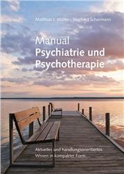 Cover Manual Psychiatrie und Psychotherapie