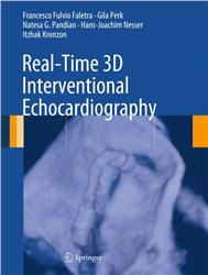 Cover Real-Time 3D Interventional Echocardiography