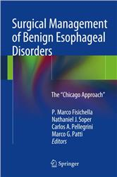 Cover Surgical Management of Benign Esophageal Disorders