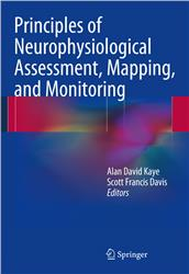Cover Principles of Neurophysiological Assessment, Mapping, and Monitoring