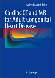 Cover Cardiac CT and MR for Adult Congenital Heart Disease
