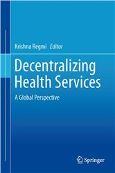 Cover Decentralizing Health Services