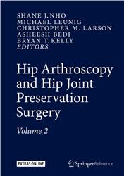 Cover Hip Arthroscopy and Hip Joint Preservation Surgery