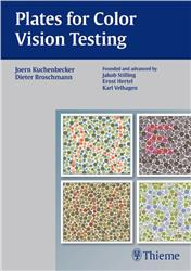 Cover Plates for Color Vision Testing
