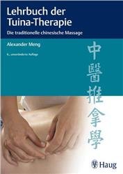 Cover Lehrbuch der Tuina-Therapie