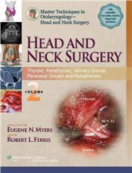 Cover Head and Neck Surgery / with web access