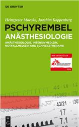 Cover Pschyrembel Anästhesiologie
