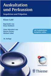 Cover Auskultation und Perkussion