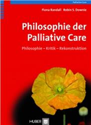 Cover Philosophie der Palliative Care