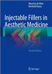 Cover Injectable Fillers in Aesthetic Medicine