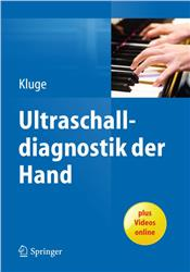 Cover Ultraschalldiagnostik der Hand