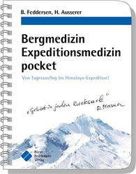 Cover Bergmedizin Expeditionsmedizin pocket