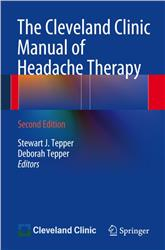 Cover Cleveland Clinic Manual of Headache Therapy