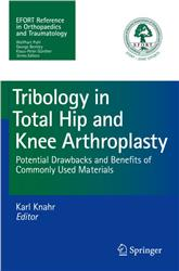 Cover Tribology in Total Hip and Knee Arthroplasty