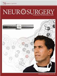 Cover Neurosurgery (incl. Operative Neurosurgery)
