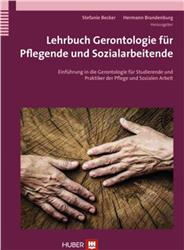 Cover Lehrbuch Gerontologie