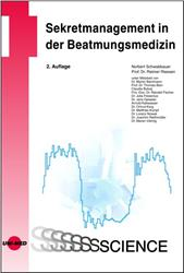 Cover Sekretmanagement in der Beatmungsmedizin