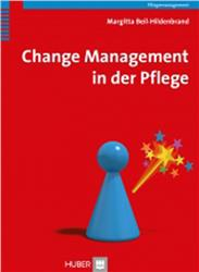 Cover Change Management in der Pflege
