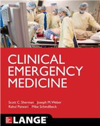 Cover Clinical Emergency Medicine