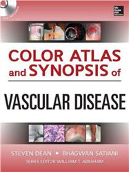 Cover Color Atlas and Synopsis of Vascular Medicine