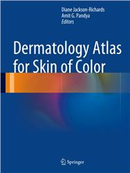 Cover Dermatology Atlas for Skin of Color