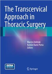 Cover The Transcervical Approach in Thoracic Surgery