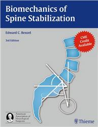Cover Biomechanics of Spine Stabilization