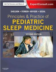 Cover Principles and Practice of Pediatric Sleep Medicine