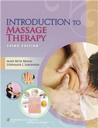 Cover Introduction to Massage Therapy