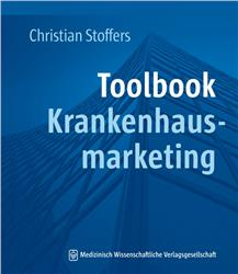 Cover Toolbook Krankenhausmarketing