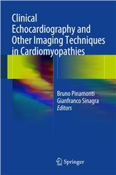 Cover Clinical Echocardiography and Other Imaging Techniques in Cardiomyopathies