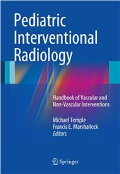 Cover Pediatric Interventional Radiology