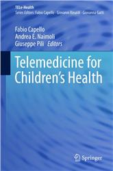 Cover Telemedicine for Children's Health