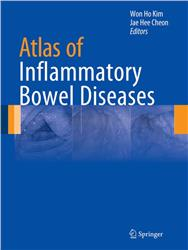 Cover Atlas of Inflammatory Bowel Disease