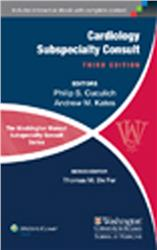 Cover The Washington Manual of Cardiology Subspecialty Consult