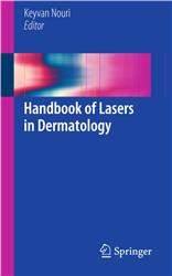 Cover Handbook of Lasers in Dermatology