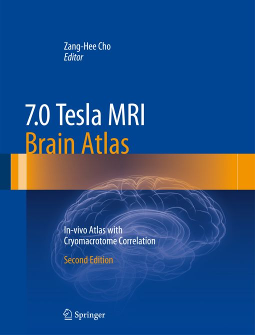 7.0 Tesla MRI Brain Atlas