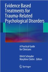 Cover Evidence Based Treatments for Trauma-Related Psychological Disorders