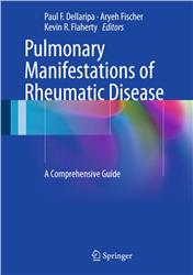 Cover Pulmonary Manifestations of Rheumatic Disease