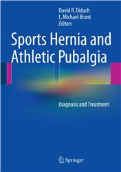 Cover Sports Hernia and Athletic Pubalgia