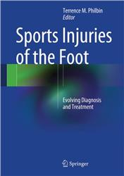 Cover Sports Injuries of the Foot
