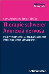 Cover Therapie schwerer Anorexia nervosa