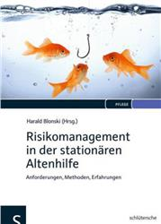 Cover Risikomanagement in der stationären Altenhilfe