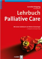 Cover Lehrbuch Palliative Care