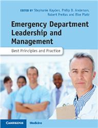 Cover Emergency Department Leadership and Management