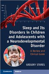 Cover Sleep and its Disorders in Children and Adolescents with a Neurodevelopmental Disorder