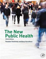 Cover The New Public Health