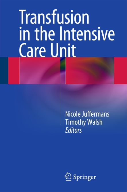 Transfusion in the Intensive Care Unit