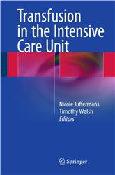 Cover Transfusion in the Intensive Care Unit