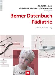 Cover Berner Datenbuch Pädiatrie